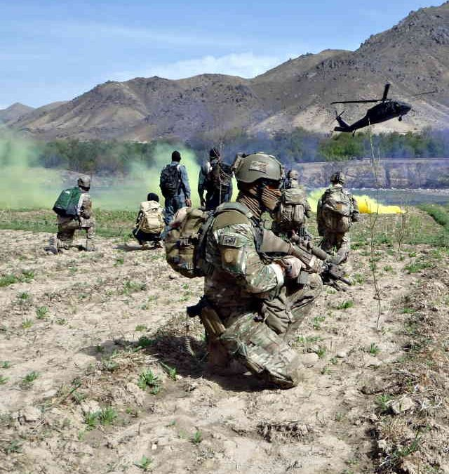 Afghanistan: the blame game