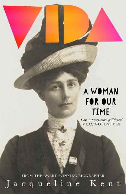 Kent, Jacqueline – Vida, a Woman for Our Time