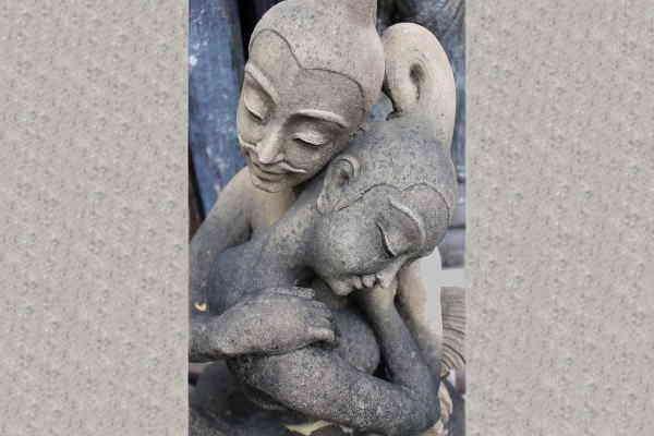 The urge to merge: spirituality and sexuality